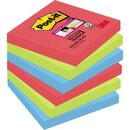 Post-it® Haftnotiz Super Sticky Notes Bora Bora...