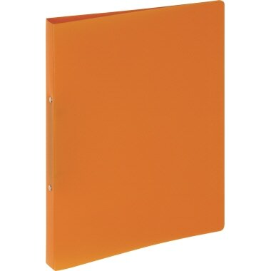 PAGNA Ringbuch DIN A4 Polypropylen orange