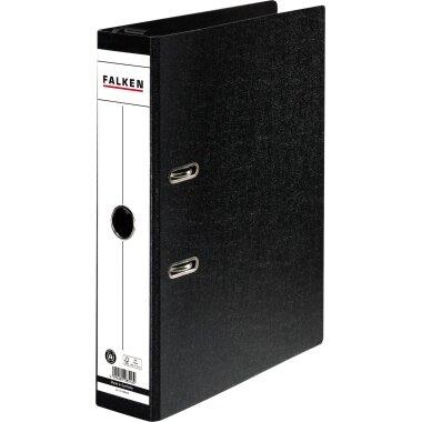 Falken Hängeordner 70mm DIN A4 Hartpappe schwarz