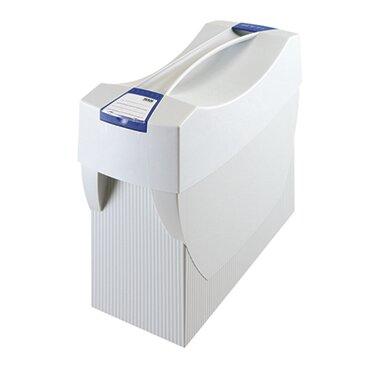HAN Hängemappenbox SWING-PLUS DIN A4 20 Hängemappen Polystyrol lichtgrau
