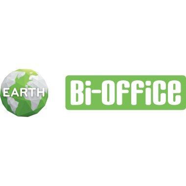 Bi-office Jahresplaner Earth-It 90 x 60 cm (B x H) 12 Monate inkl. Marker, Magnete Aluminium weiß