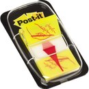 Post-it® Haftstreifen Index Symbol 25,4 x 43,2 mm (B x H)...