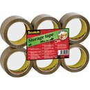Scotch® Packband 50 mm x 66 m (B x L) Polypropylen braun...