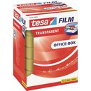 tesa® Klebefilm tesafilm® Office-Box 25 mm x 66 m (B x L)...
