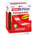 tesa® Klebefilm tesafilm® Office-Box 15 mm x 66 m (B x L)...