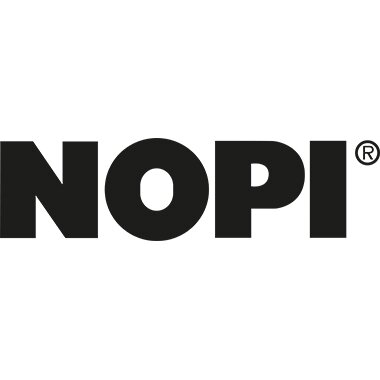 NOPI® Packband 50 mm x 66 m (B x L) PVC transparent