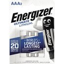 Energizer® Batterie Ultimate Lithium AAA/Micro L92...