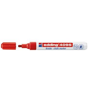 edding Kreidemarker 4095 2-3mm rot