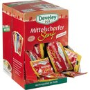 Develey Senf mittelscharf 100 x 15 ml/Pack.