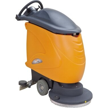 TASKI Bodenreinigungsmaschine swingo 855 B Power BMS 500mm 40l 40l 2.250qm 4,5km/h orange/anthrazit