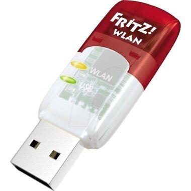 FRITZ! WLAN-Stick FRITZ!AC 430 MU-MIMO Windows® universell USB 433 Mbyte/s