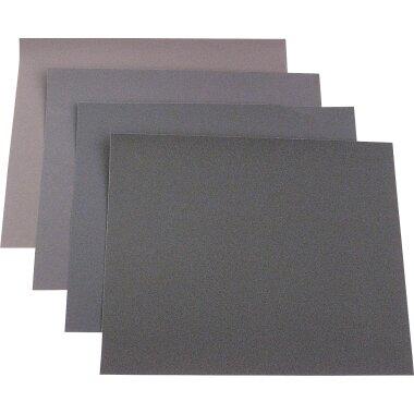 kwb Schleifpapier 23 x 28 cm (B x H) 60, 80, 150, 180 20 St./Pack.