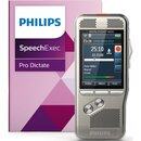 Philips Diktiergerät Digital Pocket Memo PSE8200 5,3 x...