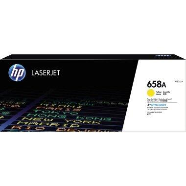 HP Toner 658A ca. 6.000 Seiten gelb