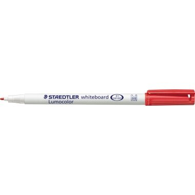 STAEDTLER® Whiteboardmarker Lumocolor® 301 1mm rot