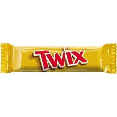 TWIX® Schokoriegel Minis 150 x 20 g/Pack.